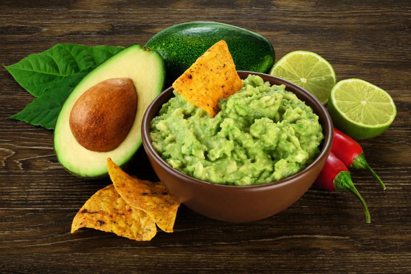 Salse messicane per tortillas
