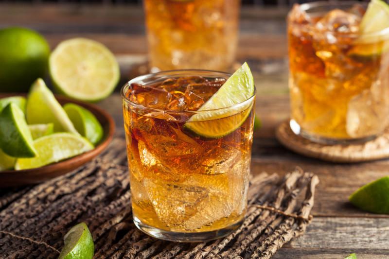 I 5 migliori cocktail a base di rum