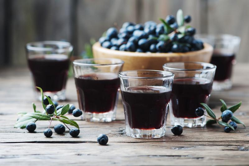 Come preparare il liquore di mirto