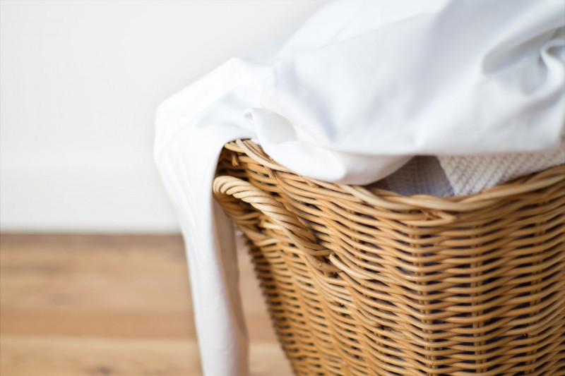 Come fare un bucato bianco splendente con la lavatrice