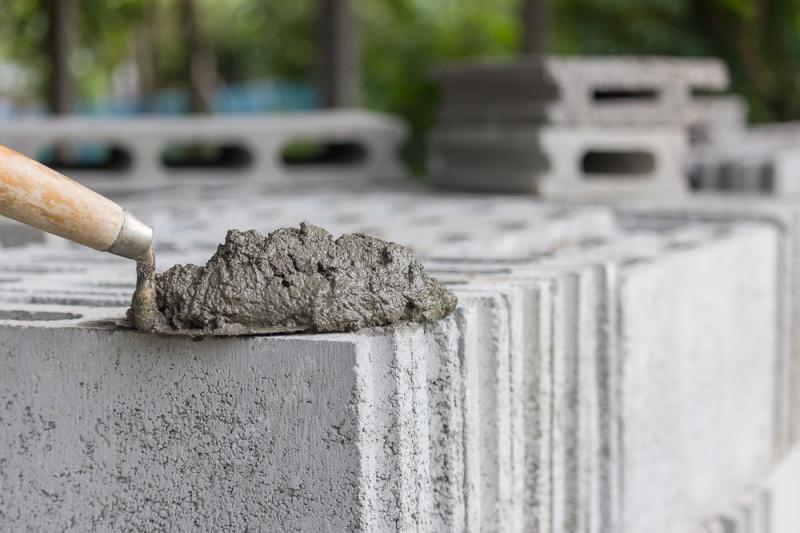 Come preparare bene del cemento