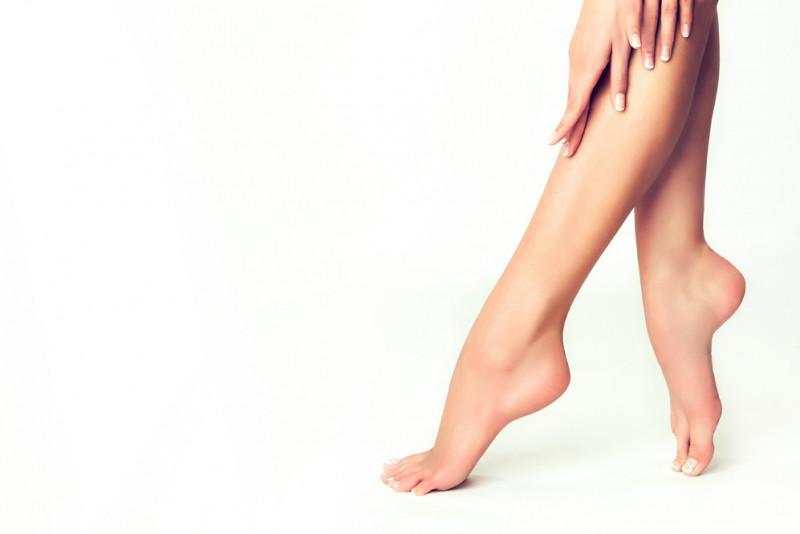 Come assottigliare polpacci e caviglie