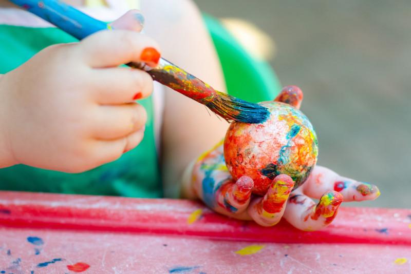 Come dipingere il polistirolo