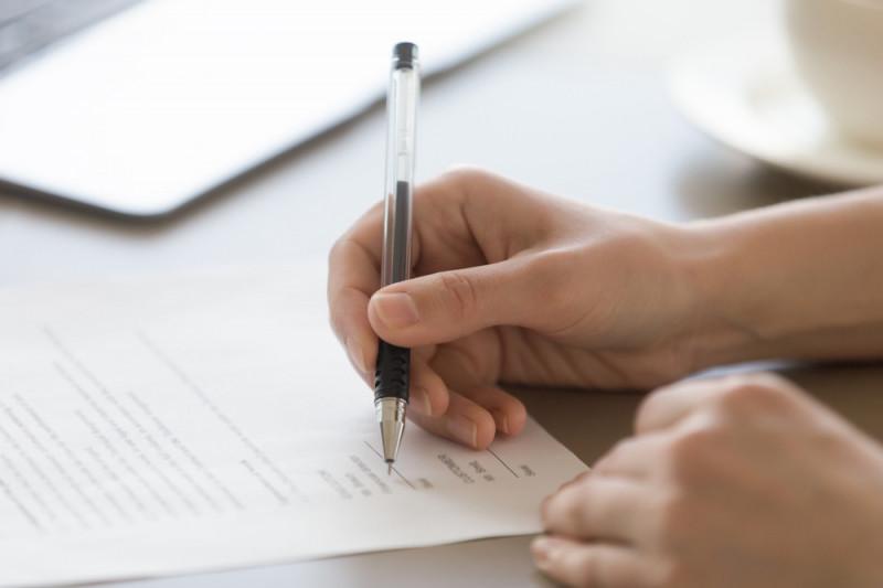 Come scrivere una autodichiarazione