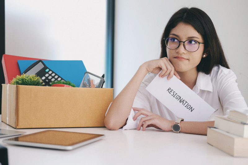 Come licenziarsi da un contratto a tempo determinato