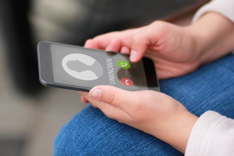 Come richiamare un numero privato