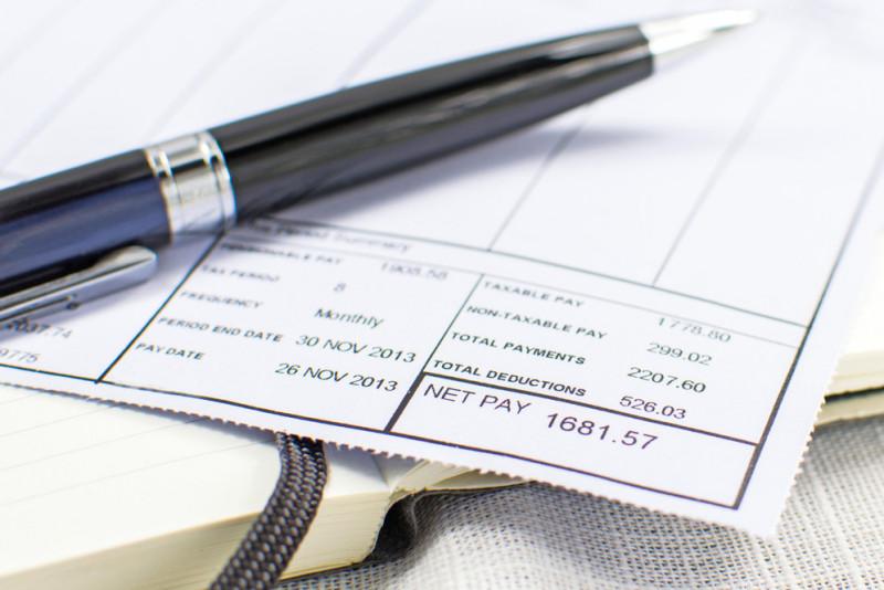 Come calcolare le trattenute nella busta paga