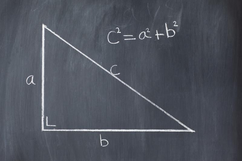 Come calcolare i cateti avendo l'ipotenusa