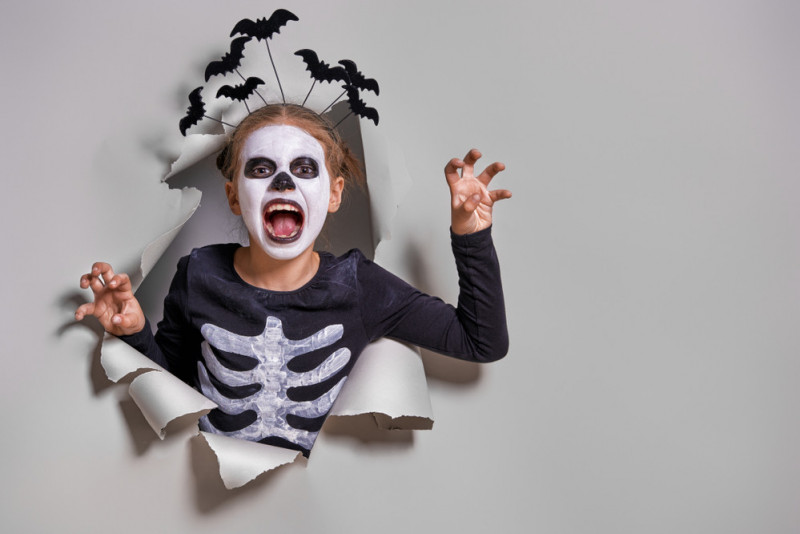 Come creare un costume originale per Halloween