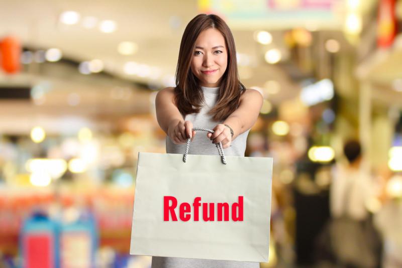 Come farsi rimborsare un acquisto