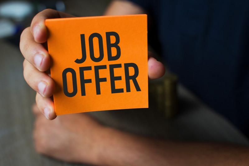 Come rifiutare un'offerta di lavoro