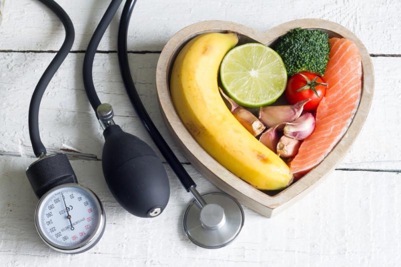 5 alimenti per alzare la pressione