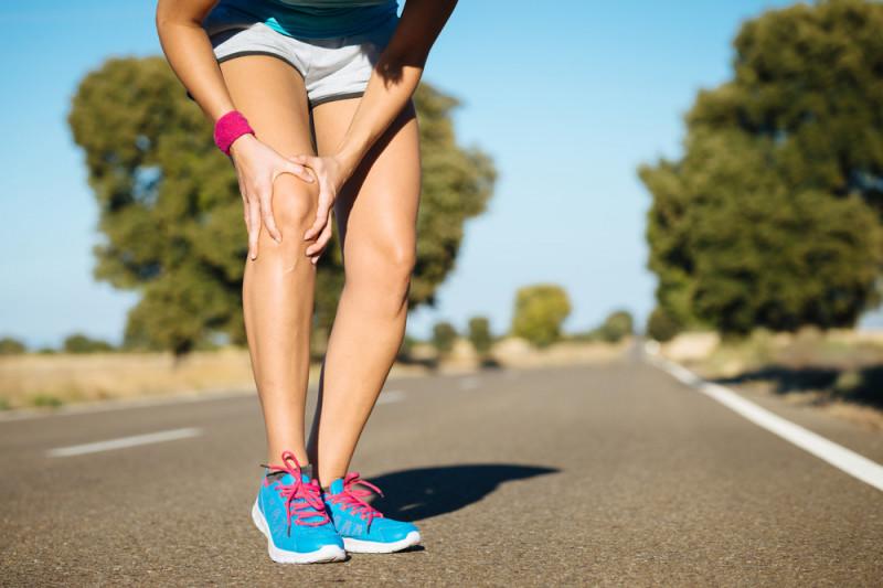 Come massaggiare il ginocchio