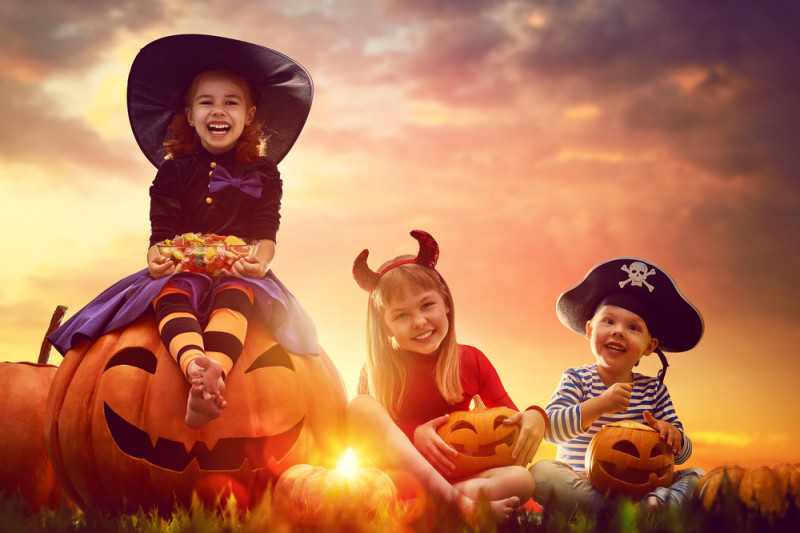 Come organizzare una caccia al tesoro per Halloween