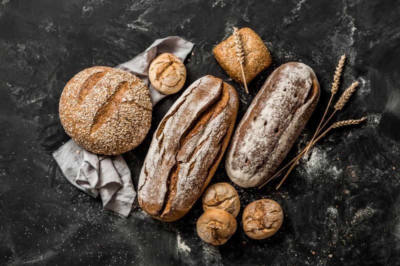 Come sostituire il pane in una dieta