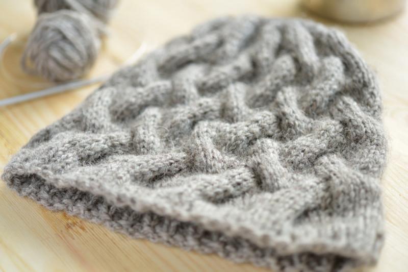 negozio online acquista originale vendita outlet Come realizzare un cappello ai ferri | Fai da Te Mania