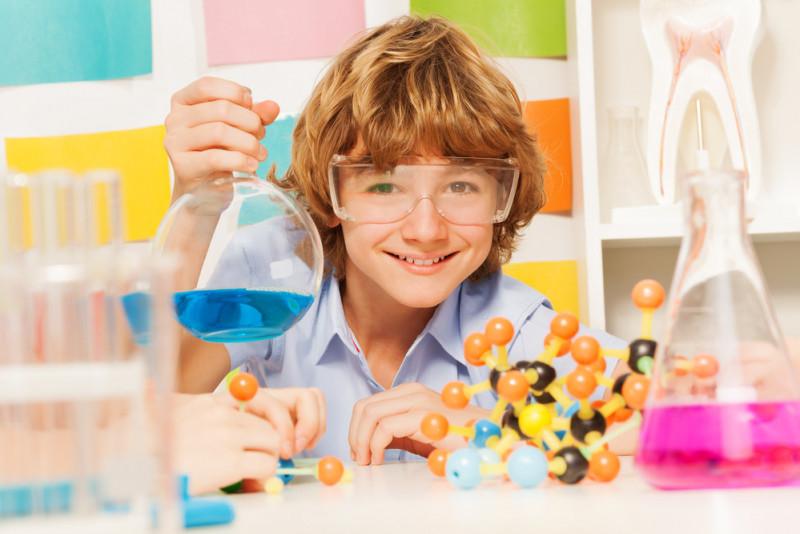 10 semplici esperimenti di fisica