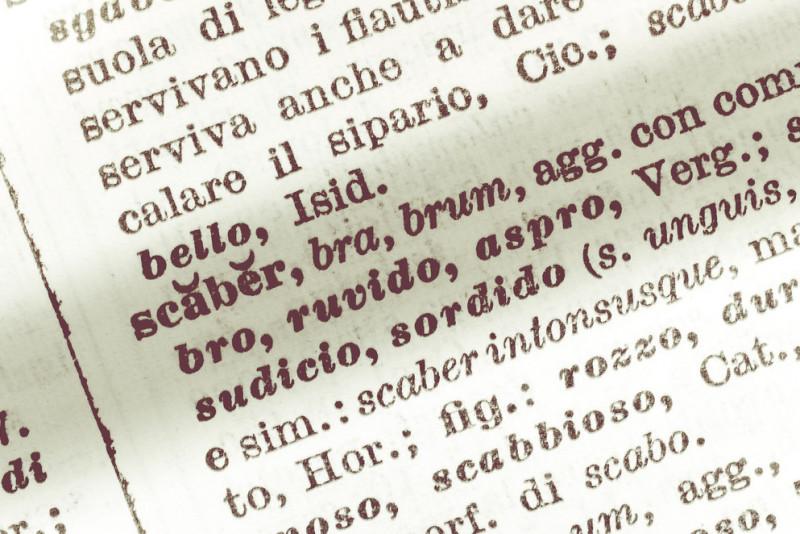 Come dividere in sillabe in latino