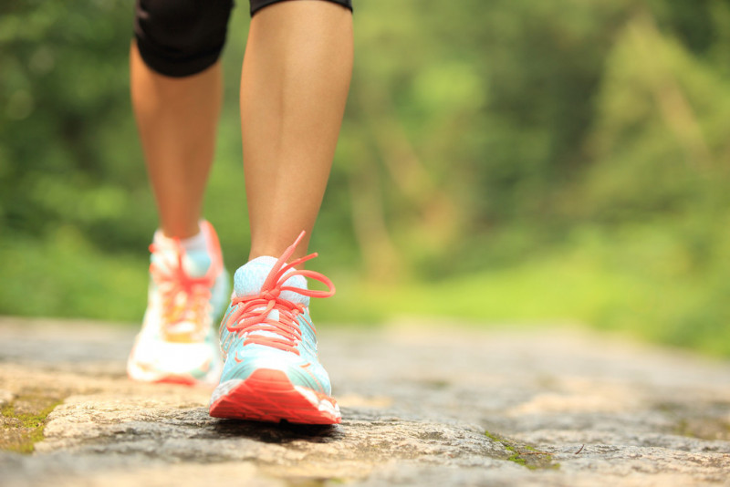 Come eliminare la pancia camminando