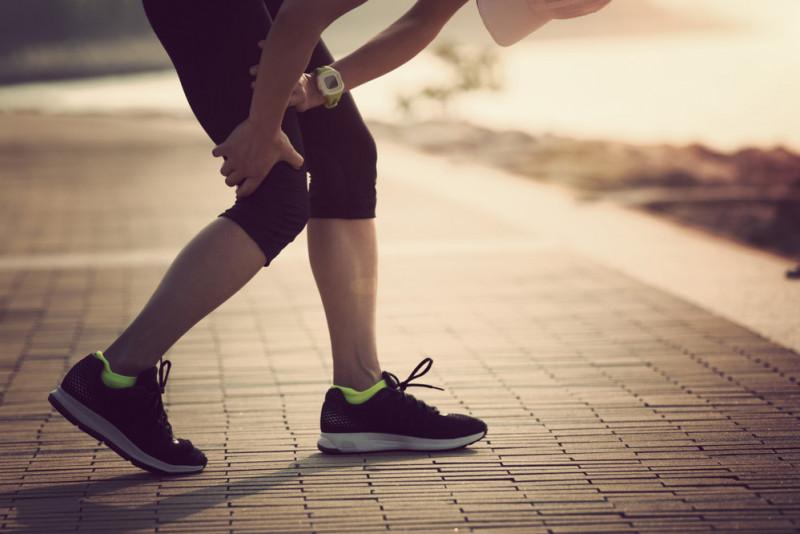 Come riabilitare il quadricipite dopo un trauma al ginocchio
