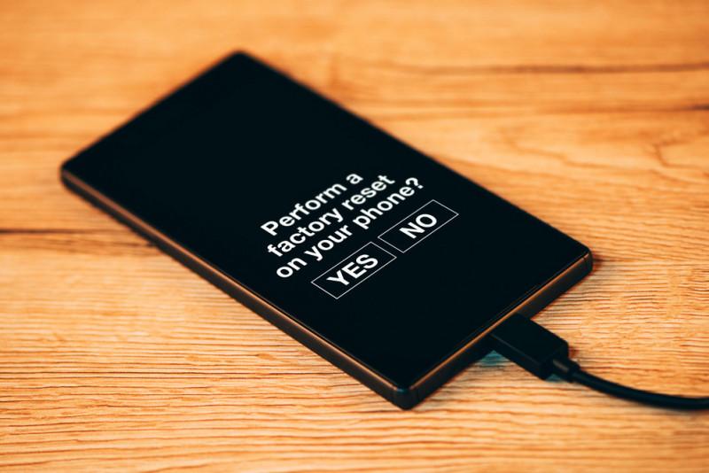 Come resettare il proprio smartphone senza perdere alcun dato