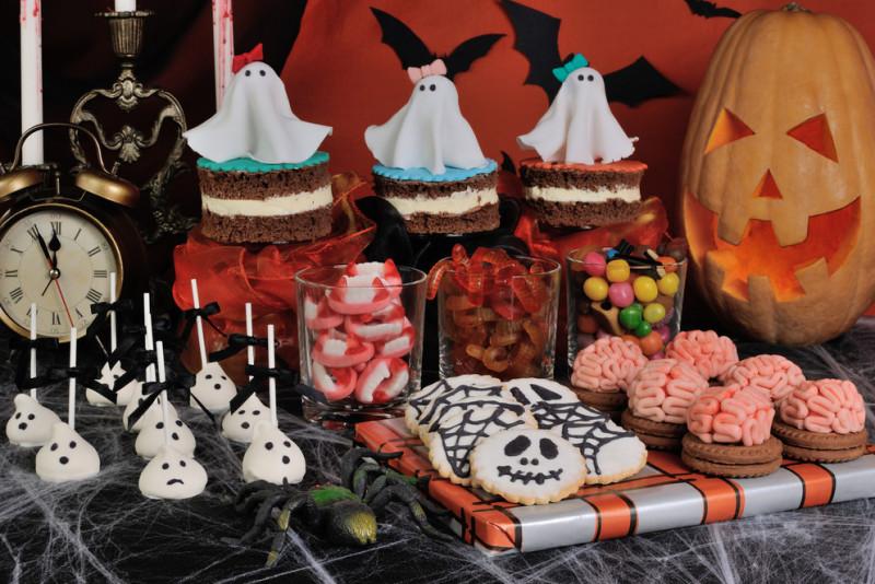 5 dolci perfetti per Halloween