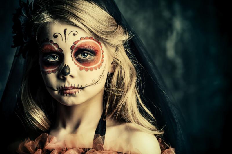 5 make up da brivido per Halloween