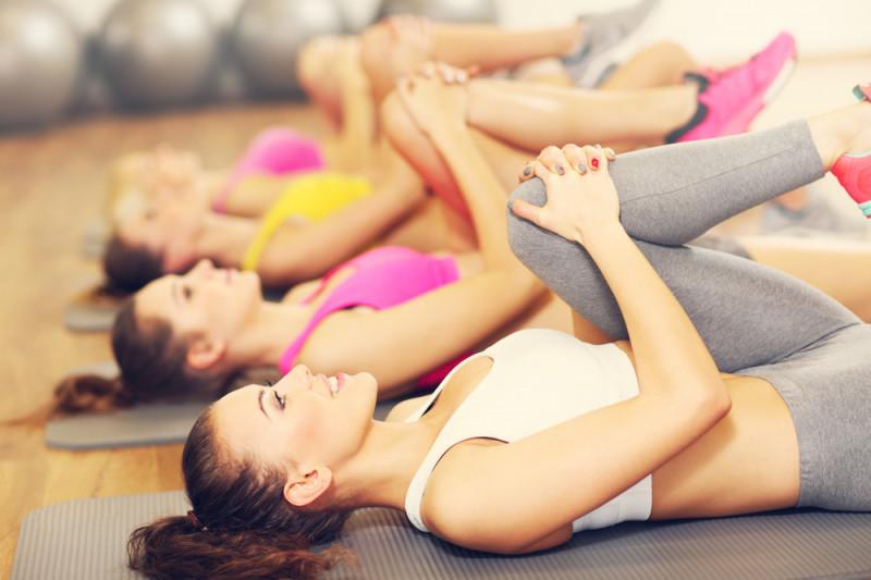 Come defaticare i muscoli