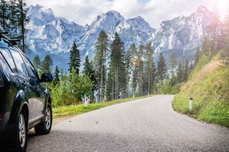 Le migliori auto per la montagna
