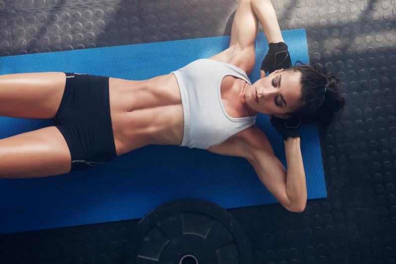 Come rilassare i muscoli dell'addome