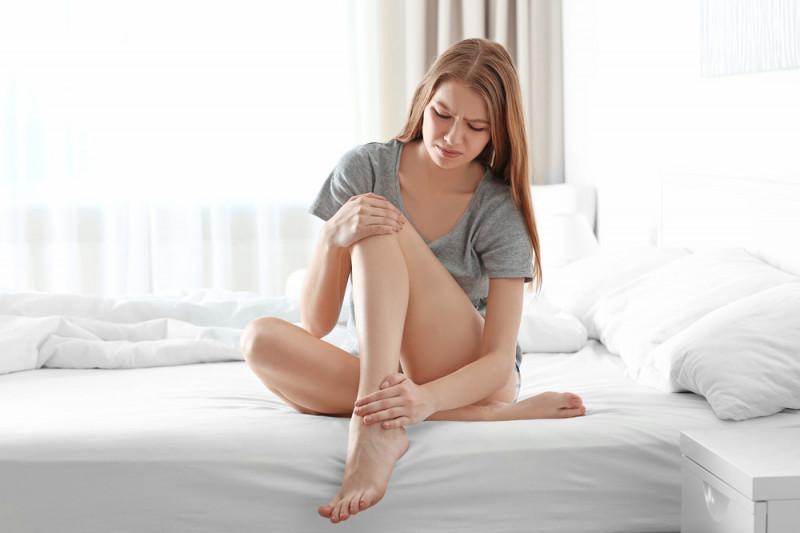Come rilassare i muscoli delle gambe