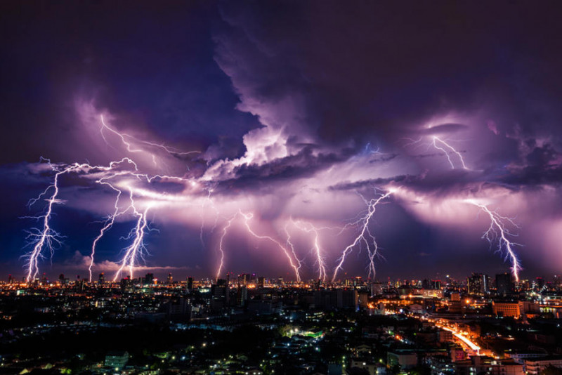 Come superare la paura del temporale