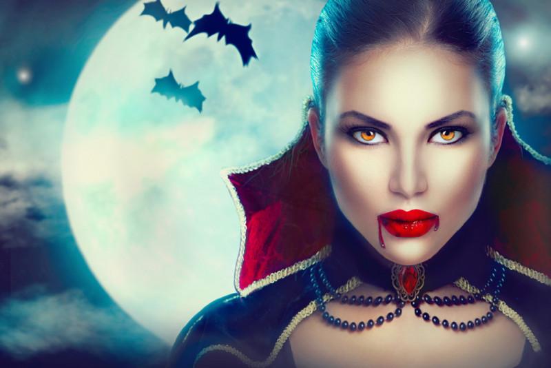Come realizzare un trucco da vampiro per Halloween