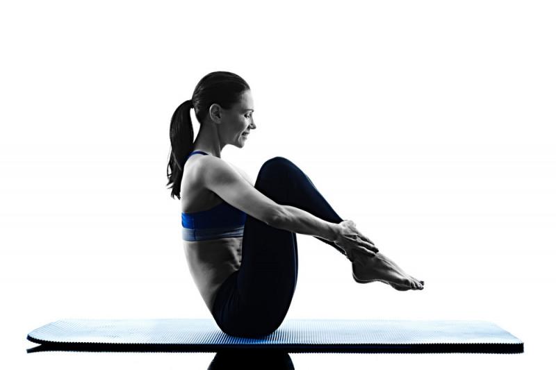 Pilates: esercizi da fare in casa