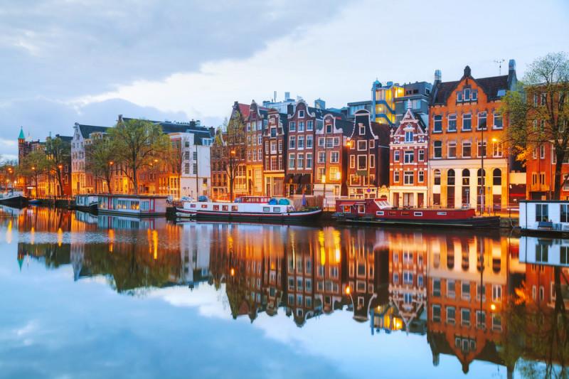 10 motivi per andare ad Amsterdam