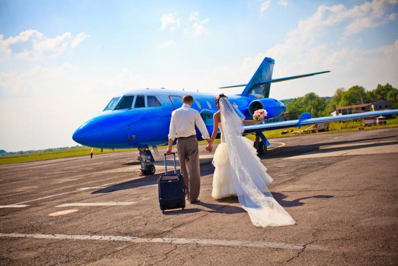 5 mete di viaggi di nozze a gennaio