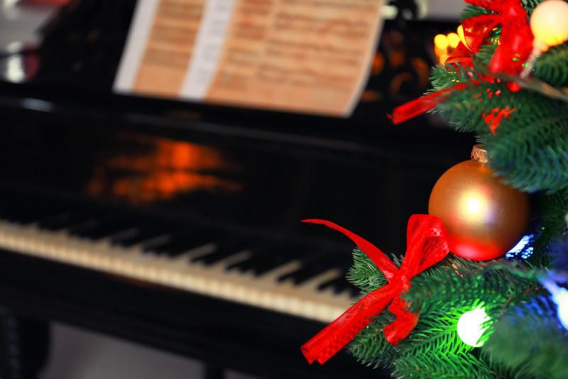 Come organizzare un concerto di Natale