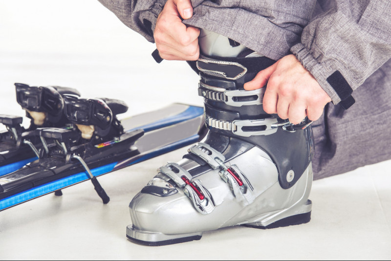 Come termoformare gli scarponi da sci