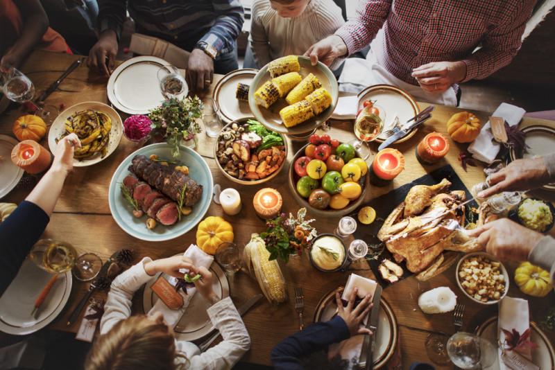 5 consigli per preparare un pranzo per tanti invitati