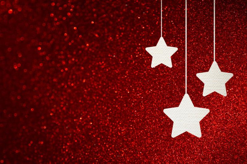 Come creare la stella di Natale con la carta