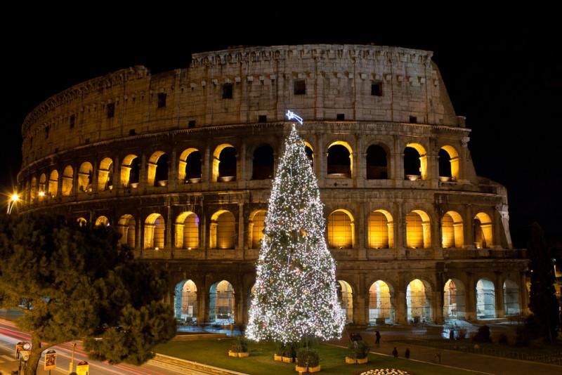 Come visitare Roma a Natale