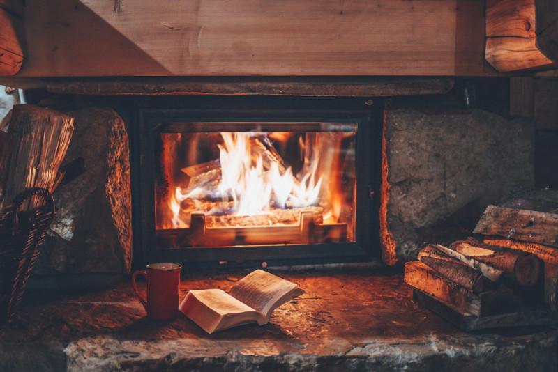 Come gestire il fuoco nel camino