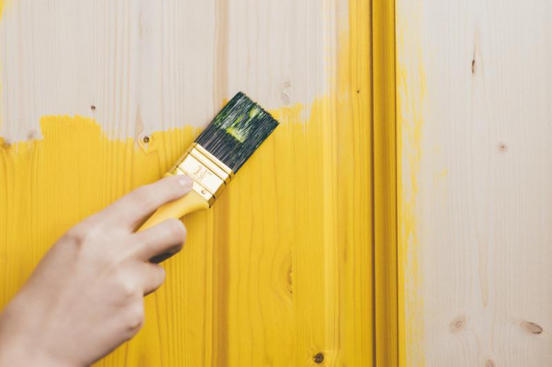 Come verniciare le porte di casa