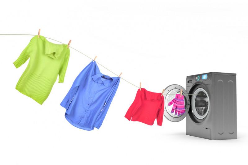 come asciugare i panni in casa