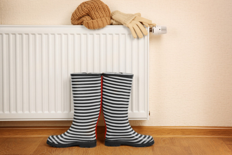 Come preparare i termosifoni all'inverno