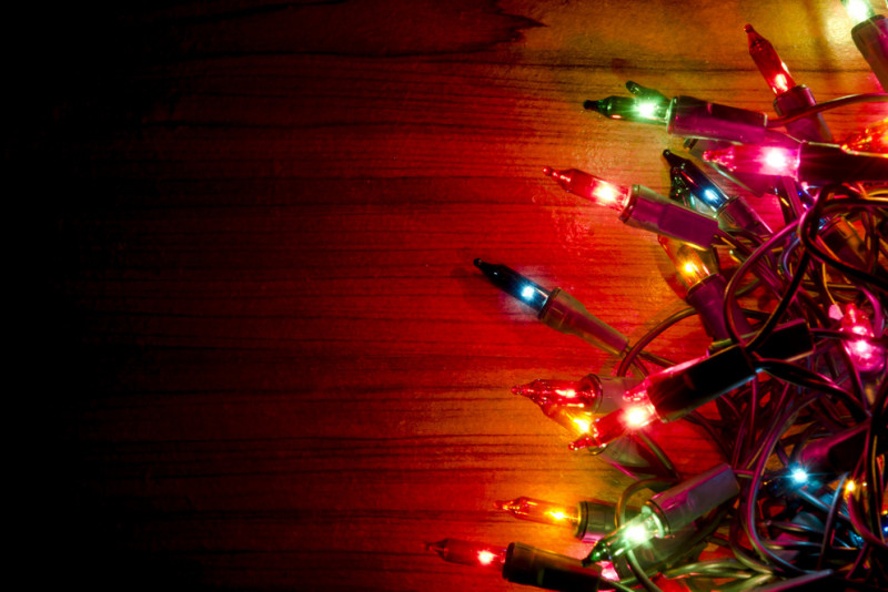 Foto Di Luci Di Natale.Come Riparare Una Serie Di Luci Di Natale Fai Da Te Mania