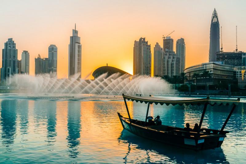 Capodanno a Dubai: cosa fare