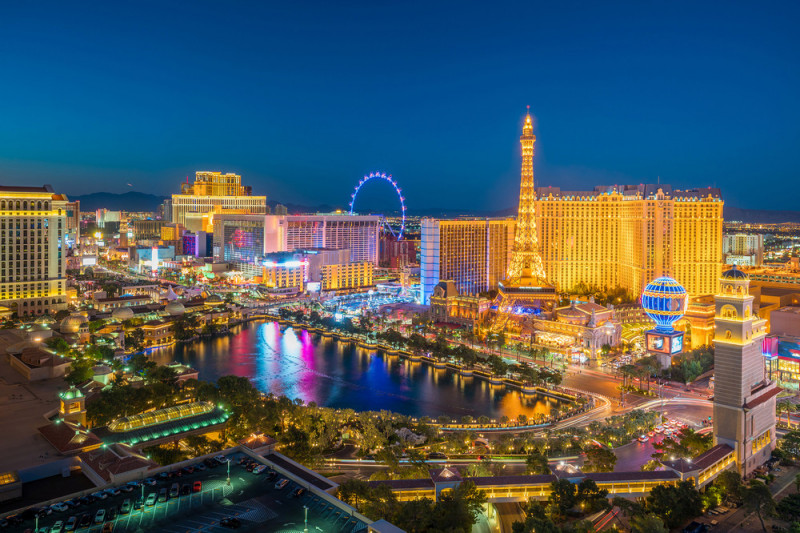 Come festeggiare il Capodanno a Las Vegas
