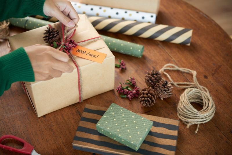 Come impacchettare i regali in modo originale