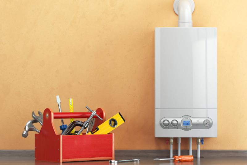 Come riparare perdite d'acqua dalla caldaia